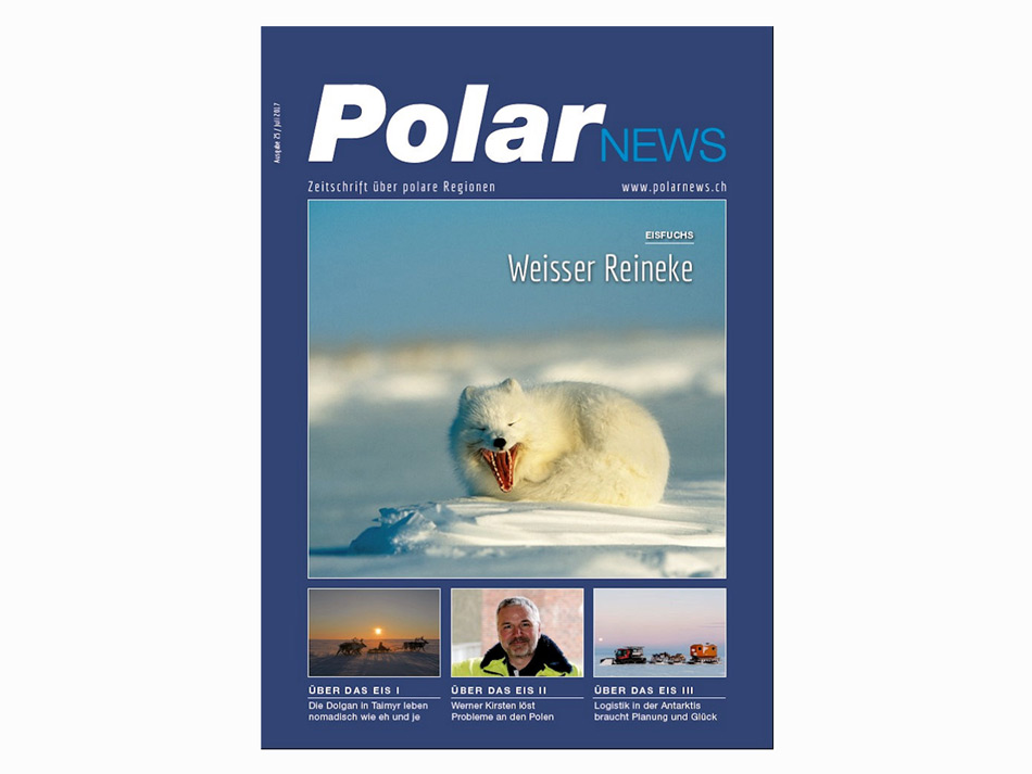 PolarNEWS-25-Titel